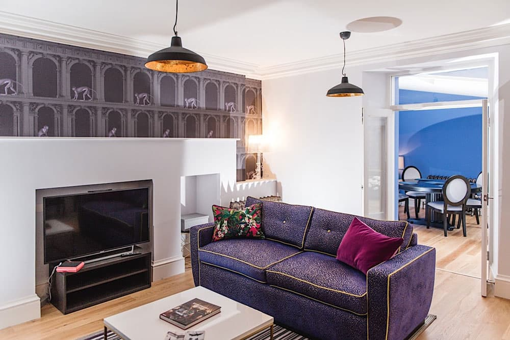 Rutland Hotel Luxury Two Bed Apartments in Edinburgh