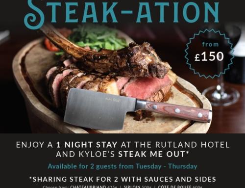 Steak-ation Package